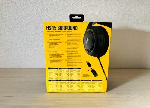 Corsair HS45 Surround, análisis: todo lo que necesitas a un precio asequible 35