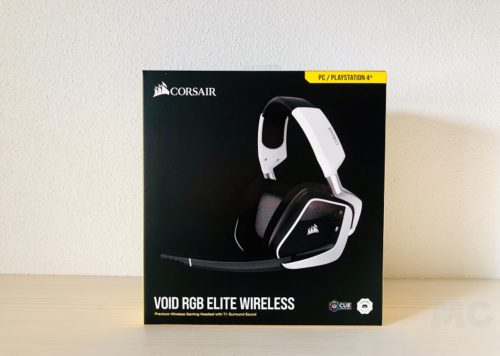 Corsair VOID RGB Elite Wireless, análisis: la culminación de un legado casi perfecto 34