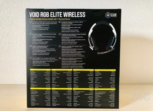 Corsair VOID RGB Elite Wireless, análisis: la culminación de un legado casi perfecto 38