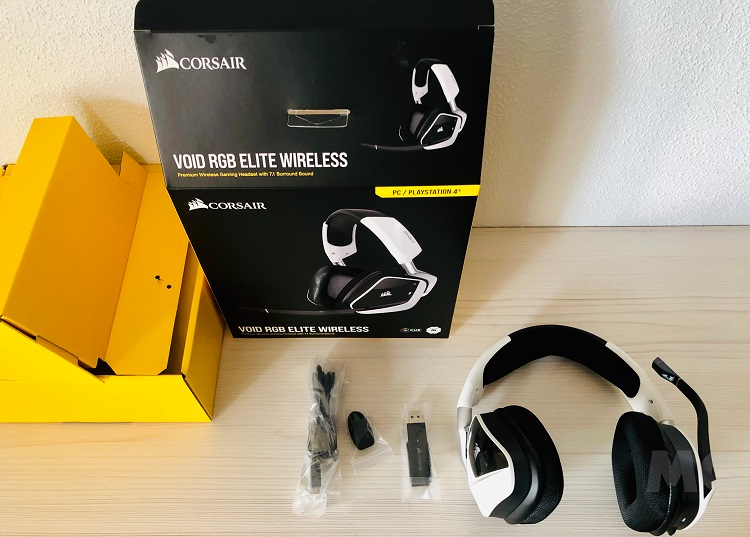 Corsair VOID RGB Elite Wireless, análisis: la culminación de un legado casi perfecto 46