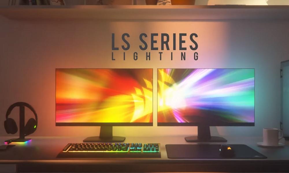 Personaliza tu escritorio con el sistema Corsair iCUE LS100 LED RGB 39
