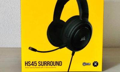Corsair HS45 Surround, análisis: todo lo que necesitas a un precio asequible 152