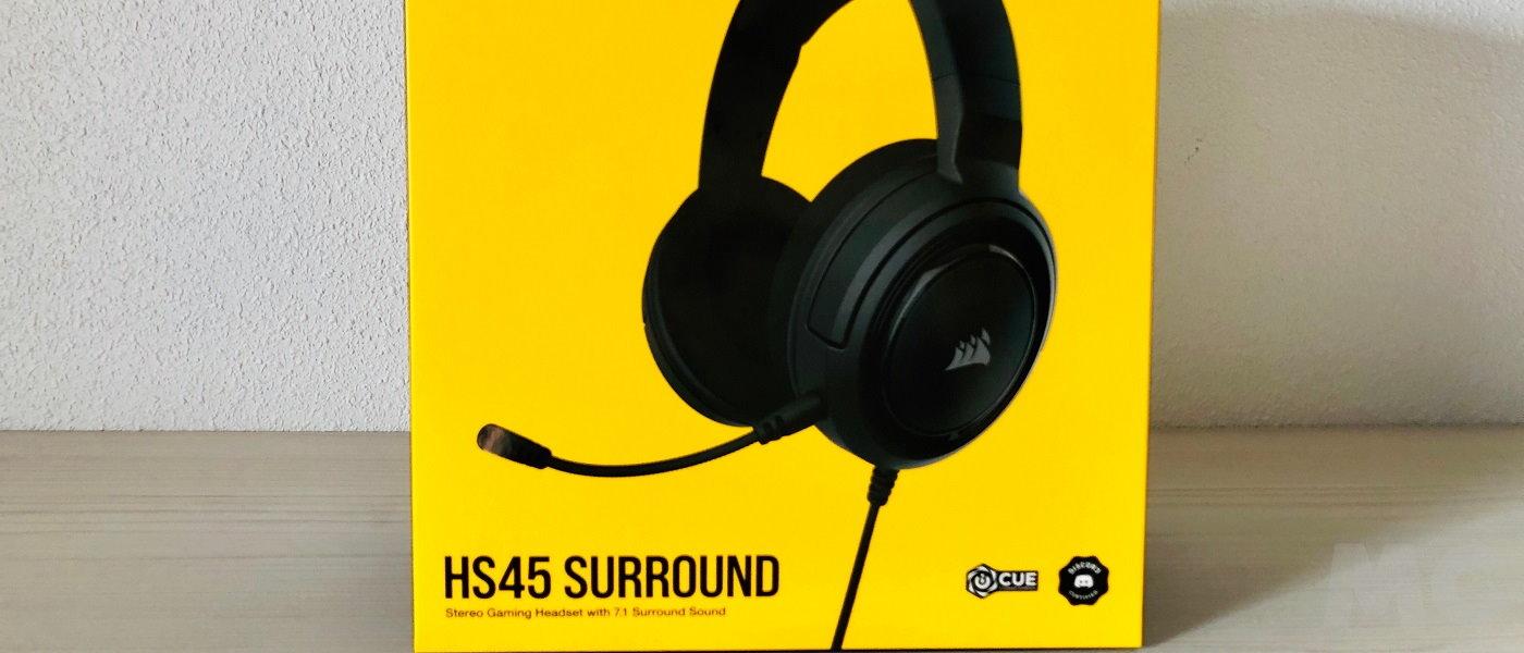 Corsair HS45 Surround, análisis: todo lo que necesitas a un precio asequible 29