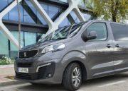 Peugeot Traveller, fondos 116