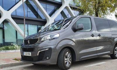 Peugeot Traveller, fondos 341