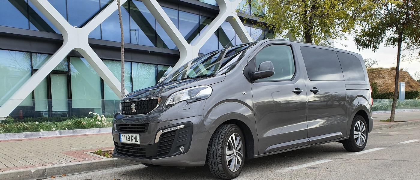 Peugeot Traveller, fondos 32