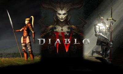 Diablo 4 Amazona y Paladin
