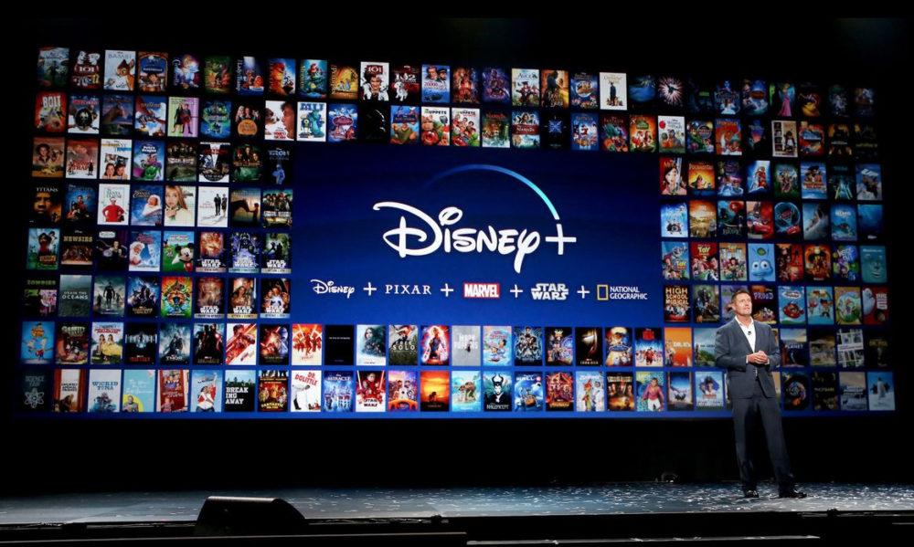 cuentas de Disney+