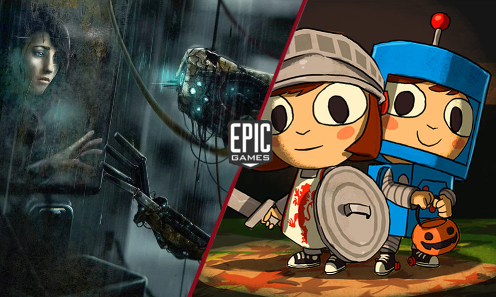 Epic Games Juegos Gratis SOMA Costume Quest