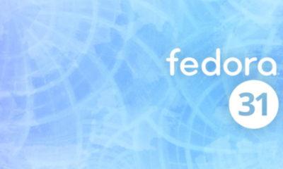 Fedora Linux 31