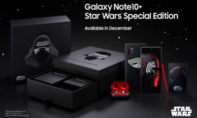 Galaxy Note 10+ Star Wars