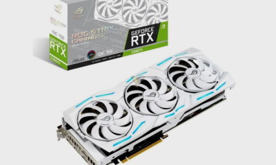 ASUS presenta la GeForce RTX 2080 Ti ROG STRIX White Edition 69