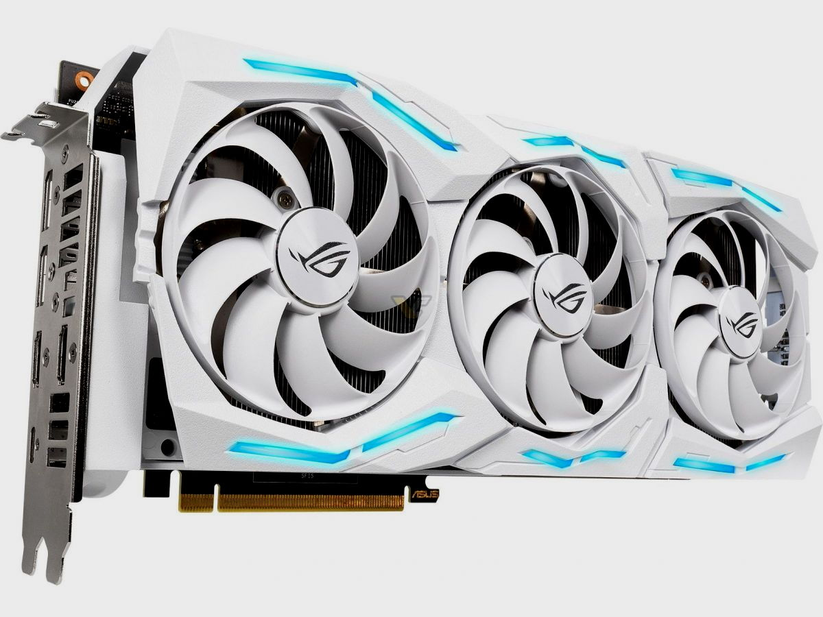 ASUS presenta la GeForce RTX 2080 Ti ROG STRIX White Edition 33