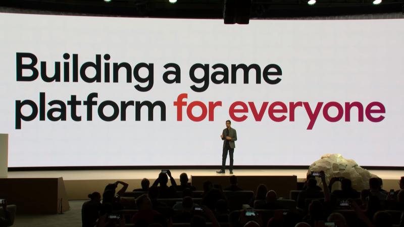 Google Stadia Developers