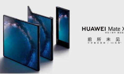 Romper la pantalla del Huawei Mate X supone una costosa reparación de 1.000 dólares 30