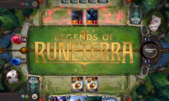 Como jugar Legends of Runeterra