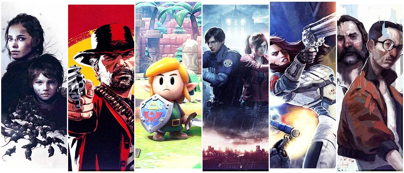 Los mejores juegos de 2019