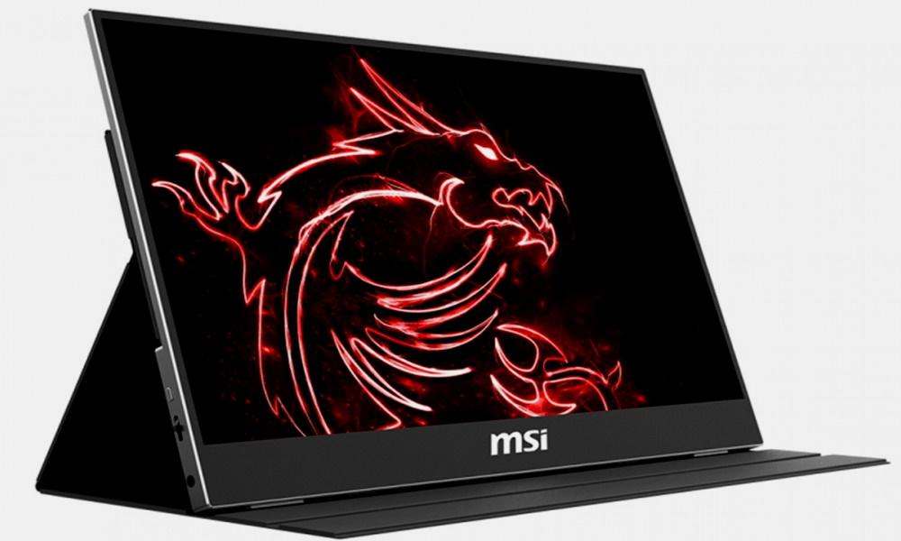 MSI Optix MAG161