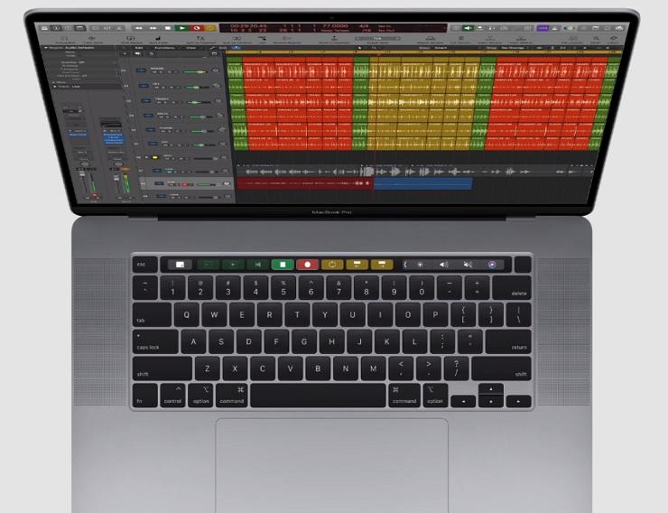 Apple presenta el MacBook Pro de 16 pulgadas, especificaciones y precio 31