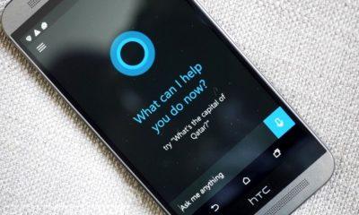 Microsoft Cortana para Android