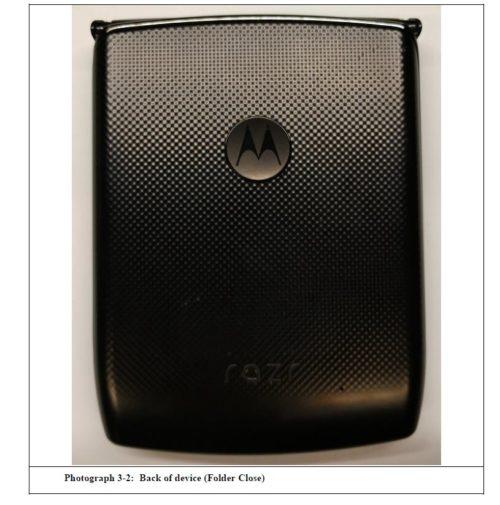 Así es el Motorola RAZR 2019, primeras imágenes reales 37