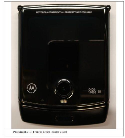 Así es el Motorola RAZR 2019, primeras imágenes reales 39
