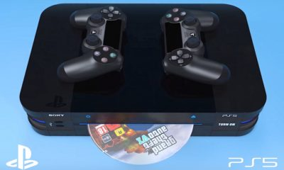 Así será PS5 y el DualShock 5, según un conocido minorista alemán 52
