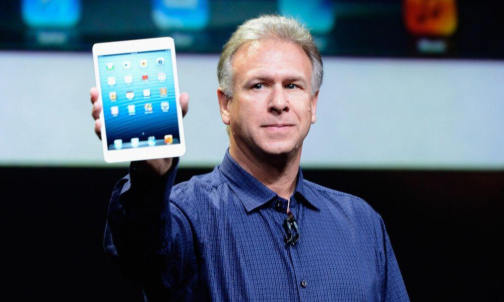 Philip Schiller, directivo de Apple que ha despreciado a los Chromebooks