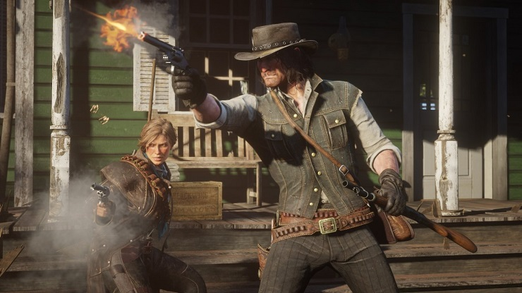 Red Dead Redemption 2 en Xbox One X y en PC: no es magia, son sacrificios 33