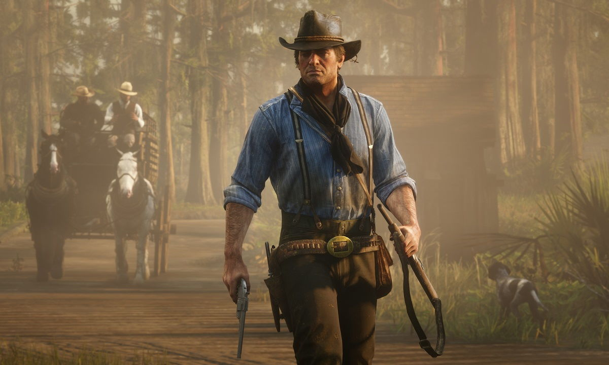 NVIDIA exagera los requisitos de Red Dead Redemption 2 y contradice a Rockstar 37