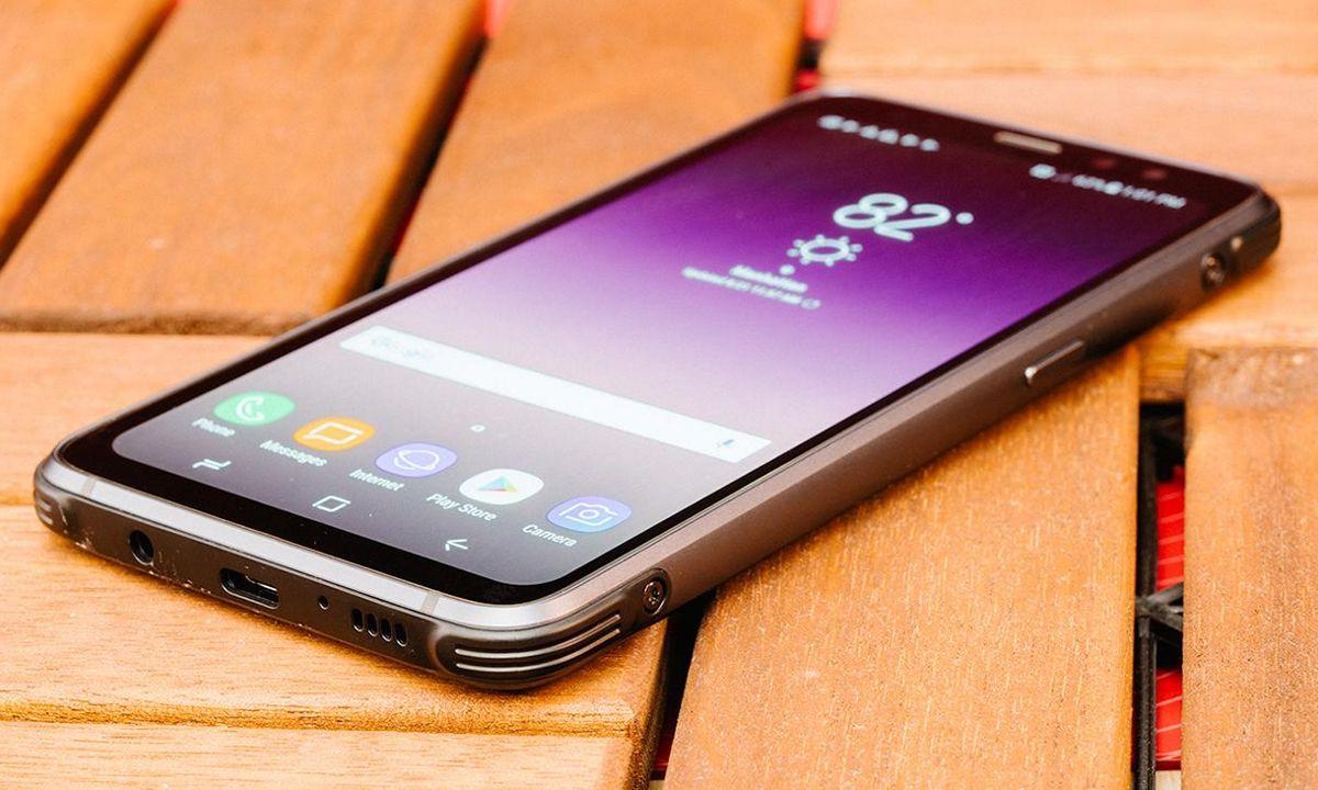 Samsung Galaxy S8 con Android 10