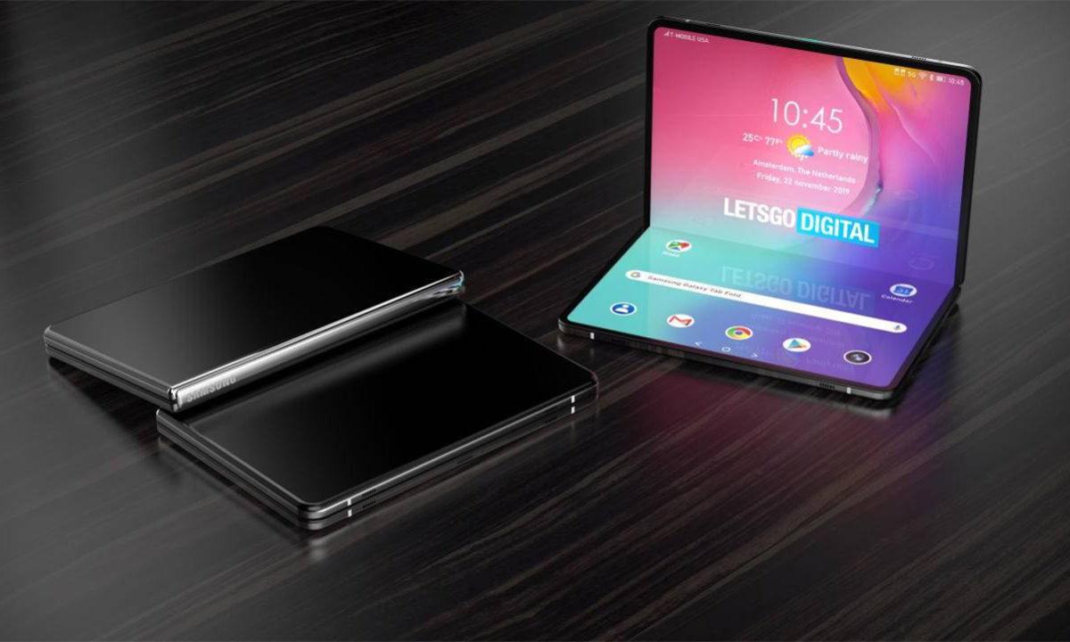 Samsung Galaxy Tab Fold