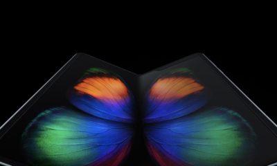 Samsung pantallas flexibles de cristal