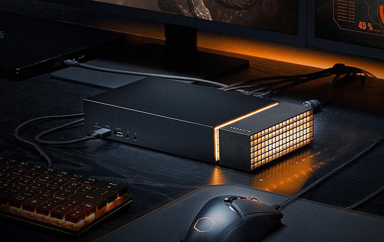 Seagate presenta SSD PCIe 4 Firecuda 520 y un Gaming Dock con Thunderbolt 3 36