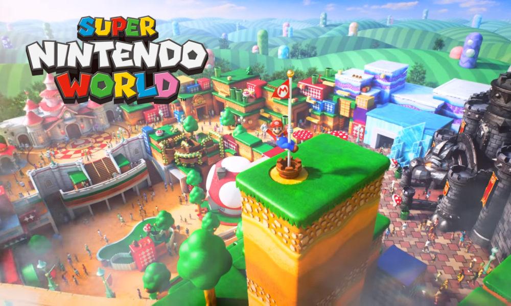 Super Nintendo World Parque de Atracciones