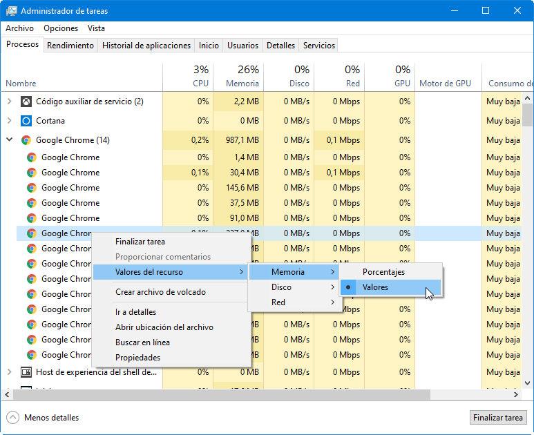 Microsoft añade funciones al Task Manager, una de las herramientas más interesantes de Windows 45