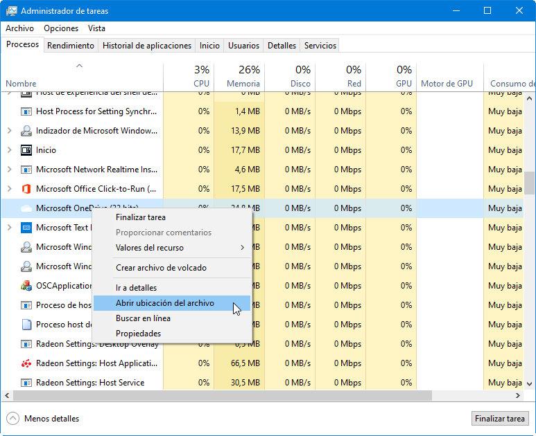 Microsoft añade funciones al Task Manager, una de las herramientas más interesantes de Windows 49