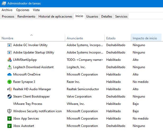 Microsoft añade funciones al Task Manager, una de las herramientas más interesantes de Windows 58