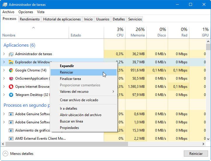 Microsoft añade funciones al Task Manager, una de las herramientas más interesantes de Windows 38