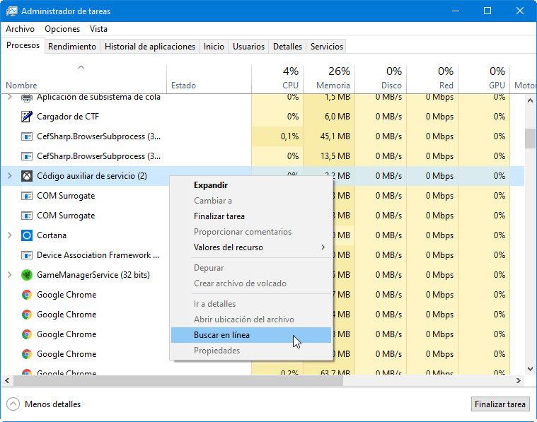 Microsoft añade funciones al Task Manager, una de las herramientas más interesantes de Windows 46