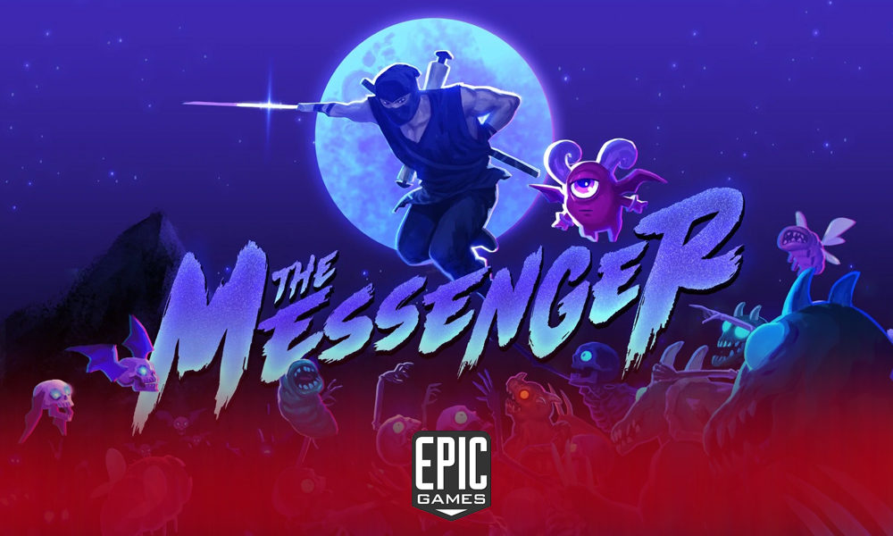 The Messenger Juegos Gratis Epic Games Store