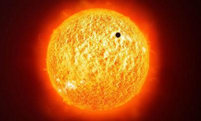 Cómo ver Mercurio frente Sol