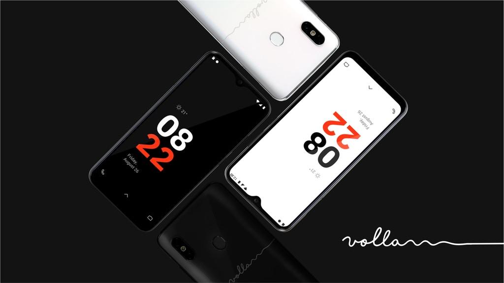 El Volla Phone es otro smartphone Linux centrado en la privacidad 32