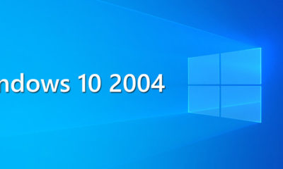 Windows 10 versión 2004
