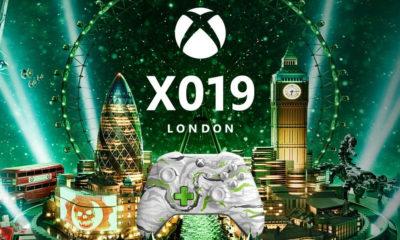 X019 Xbox Microsoft