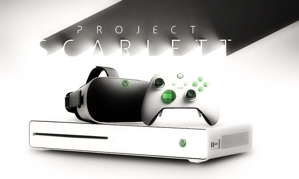 Xbox Scarlett será muy potente y tendrá un precio competitivo 31