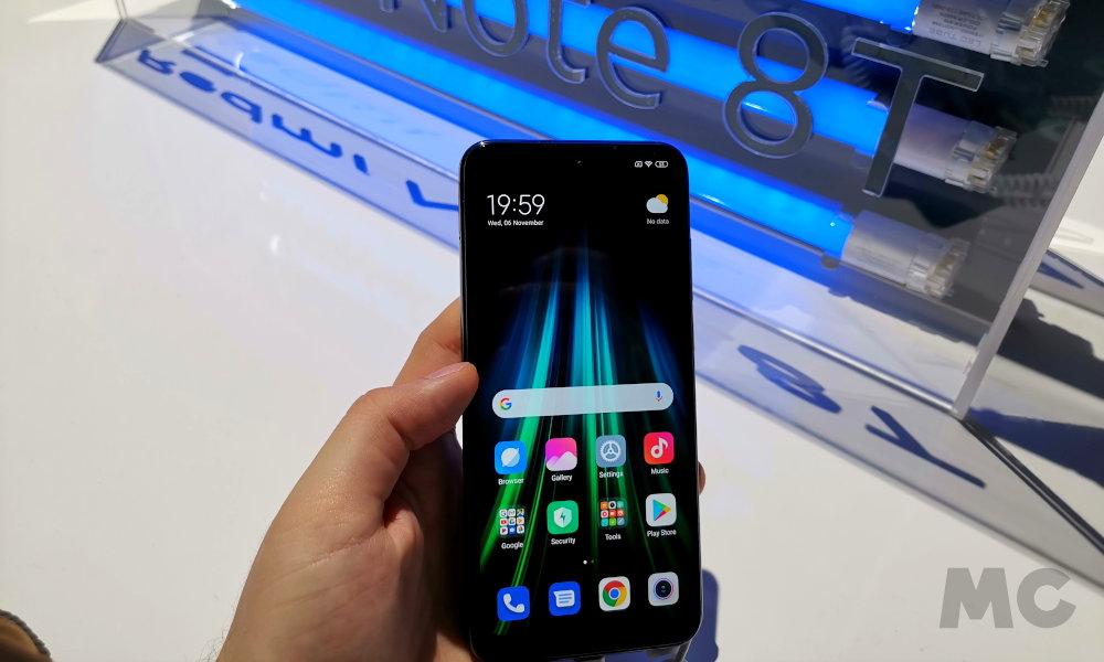 Xiaomi Mi Note 8T