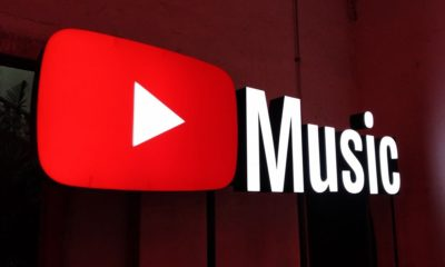 YouTube Music para Android TV