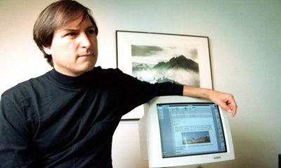 disquete Macintosh firmado por Steve Jobs