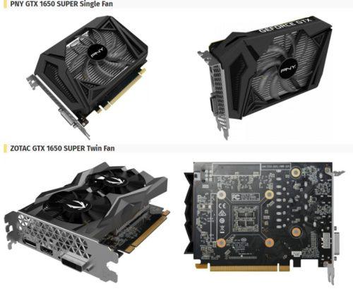 NVIDIA lanza la GTX 1650 Super para hacer frente a la Radeon RX 5500 43